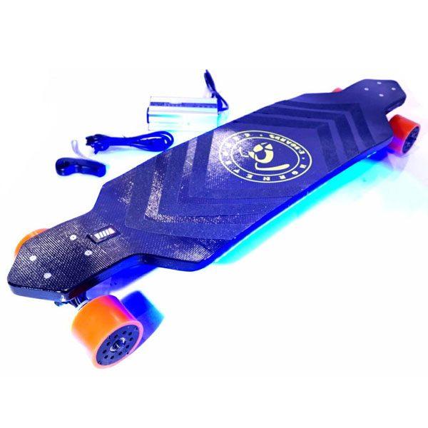 Electric Skateboard Hornetboard Hyper von Sascha Mattiza